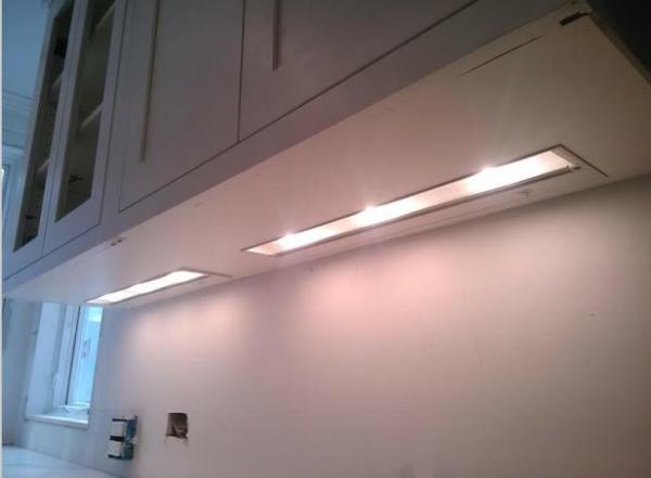 Under Cabinet Lighting